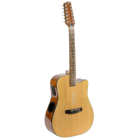 ECR1-N12 12-String Acoustic Guitar - Dreadnought