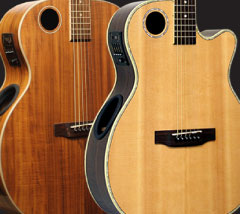 Acoustic Electrioc Guitars